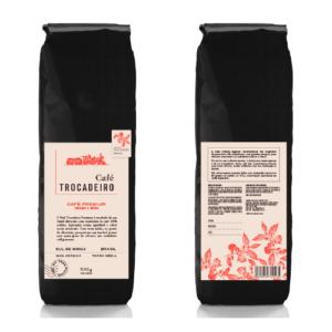 Café Trocadeiro Premium Torrado e Moído