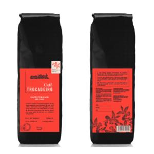 Café Trocadeiro Premium Torrado em Grãos